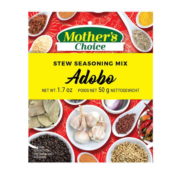 Mother S Choice Adobo Stew Seasoning Mix 50g Kumustamart